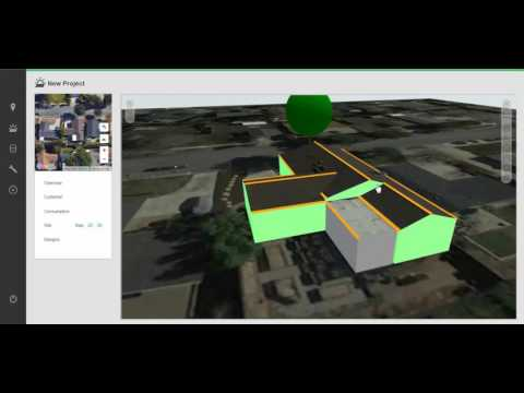 Intermediate 3D Modeling with LiDAR