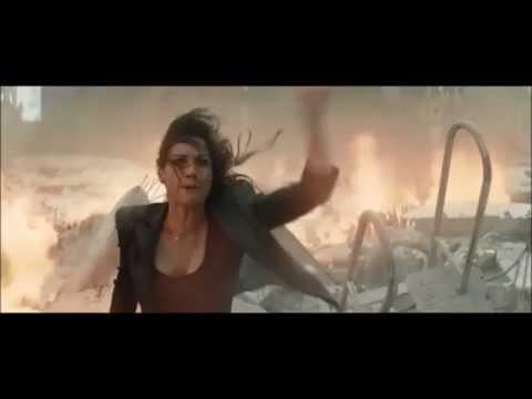 Carla Gugino San Andreas 2015 Youtube