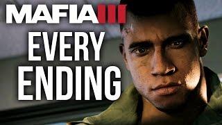 Mafia 3 - EVERY ENDING