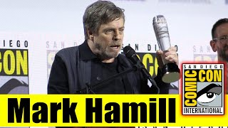 MARK HAMILL Received the 2019 Comic Con ICON AWARD | Films That Rock