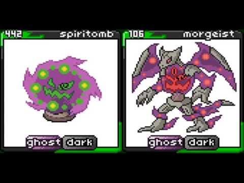 spiritomb mega evolution