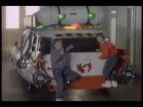 Ghostbusters Cereal Commercial
