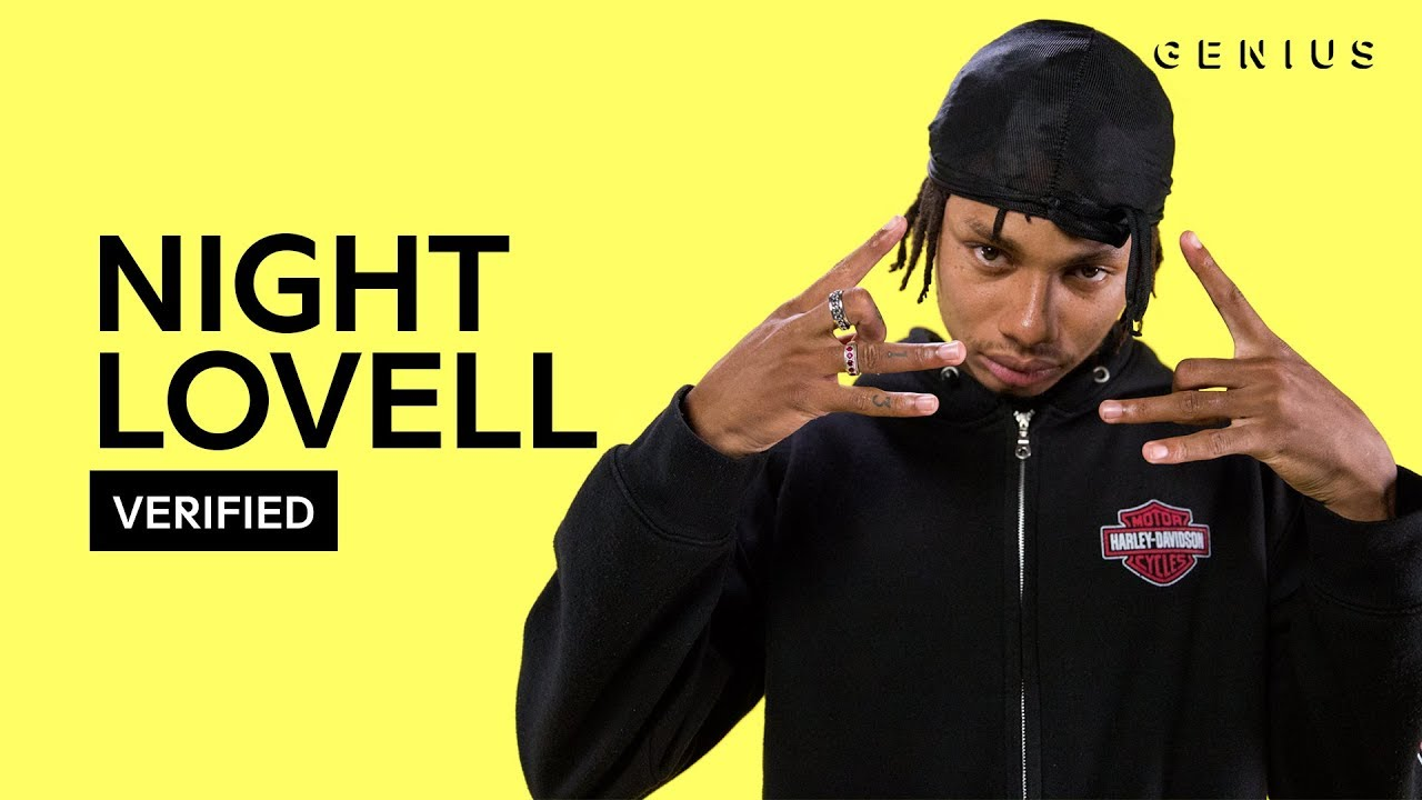 Night Lovell Rip Trust Official Lyrics Meaning Verified Youtube
