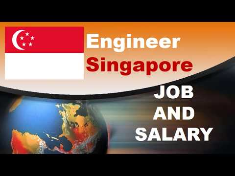Engineer Salary In Singapore - Jobs And Salaries In Singapore