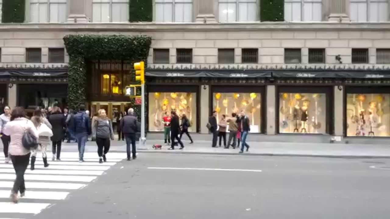 Saks Fifth Avenue Across Rockefeller Center 7d5896c8acf2