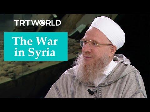 TRT World: The War in Syria with Shaykh Muhammad al-Yaqoubi