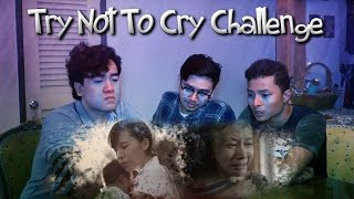 Try NOT To Cry Challenge! | Reacting to Sad Thai Commercials