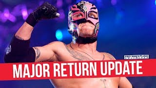 Major Update On Rey Mysterio's Return To The WWE