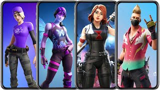 Fortnite wallapers móviles para Android. Fondo de pantalla y pieles fortnite