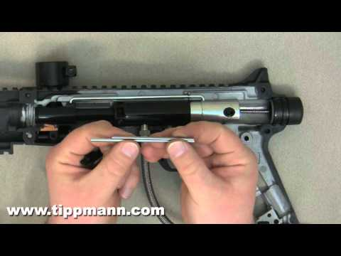 US Army Carver One E-Trigger Kit Installation