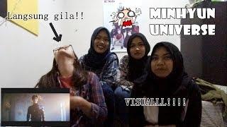 Minhyun Universe Mv Reaction