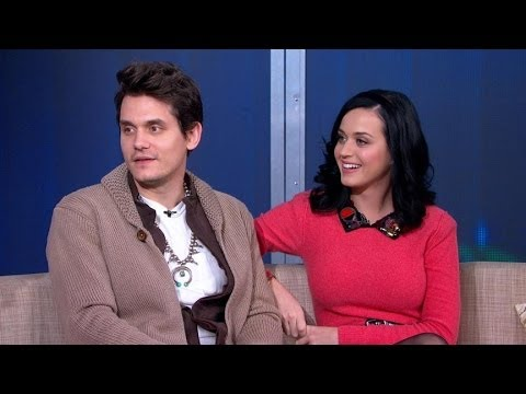 Katy Perry and John Mayer Interview 2013: Couple Explores ...