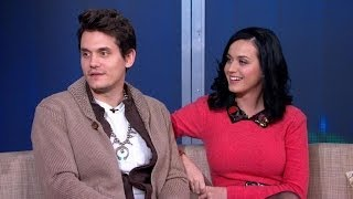 Repeat youtube video Katy Perry and John Mayer Interview 2013: Couple Explores Their Relationship With 'Who You Love'