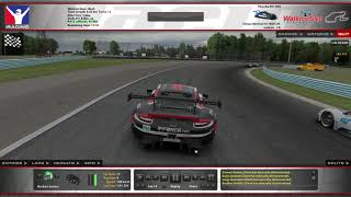 Iracing - code brown moment with porsche 911
