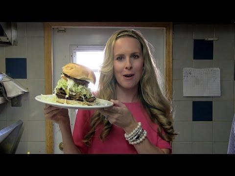 Meghan Duffy - CBC's Best Burgers in Winnipeg