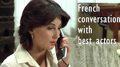 Lesson 6: French conversation with Belmondo and other best actors