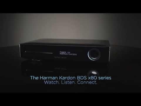 harman/kardon BDS x80 Home Entertainment System