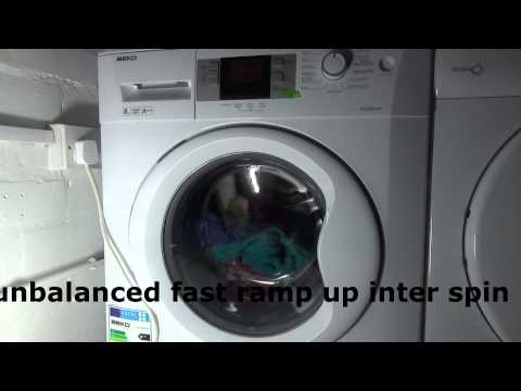 Beko WMB81445L Auto washer : cotton 60'c Extra Rinse + Plus Water rinses and Final spin