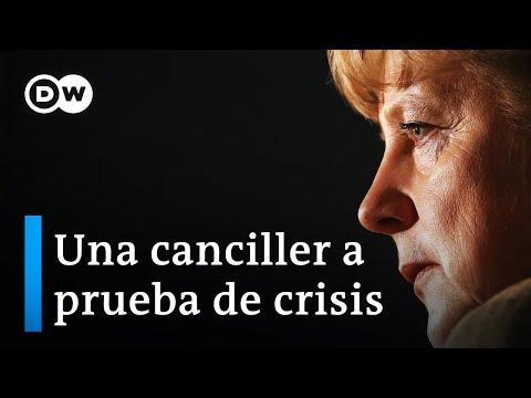 Angela Merkel, una canciller a prueba de crisis   DW Documental