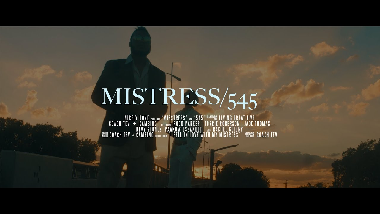 Coach Tev + Cambino - Mistress/545 [official video]
