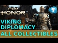 For Honor - Viking Diplomacy - Observables + Breakables Locations
