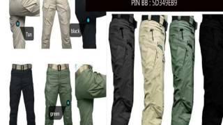 WA: 0857 3263 7794, Celana Urban Tactical Pants