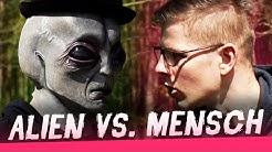 Alien VS. Mensch