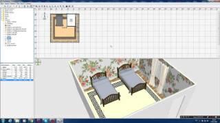 Уроки по Sweet Home 3D! #2