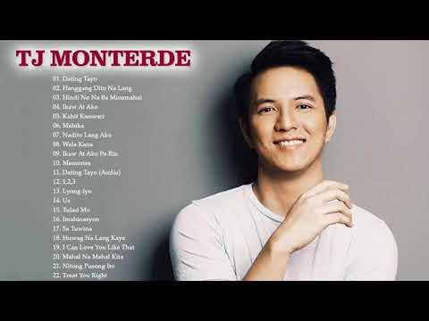 TJ Monterde Nonstop OPM Love Songs - TJ Monterde Greatest Hits 2019 - TJ Monterde Best Songs