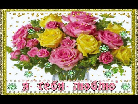 Красивые цветы скачать видео