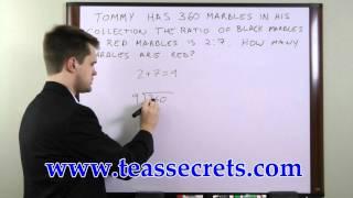 TEAS Tricks - Free TEAS Math Practice