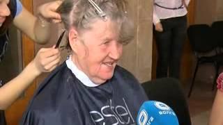 В Нижнем Новгороде открылась социальная парикмахерская