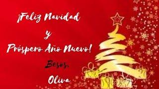 Как составить поздравления с Рождеством и Новым Годом на испанском?!