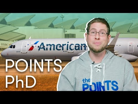 American Airlines Redemption Sweet Spots | Points PhD | The Points Guy