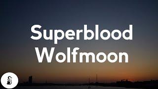 Pearl Jam - Superblood Wolfmoon (Lyrics)