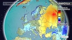 Kuukausiennuste lämpötiloista 21.11.2017: Joulukuu lähestyy normaalia lämpimämpänä