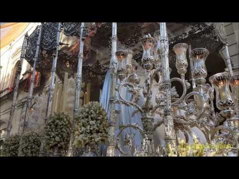 Coronación Canónica Santísima Virgen de La Paz: Ayuntamiento y  Plaza Nueva (1080p)