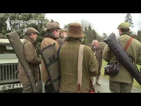 Newick Park Shoot - GunsOnPegsTV