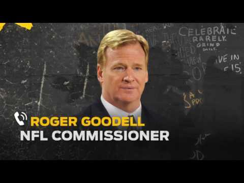 Roger Goodell joins Colin Cowherd ahead of Super Bowl LI | THE HERD (FULL INTERVIEW)