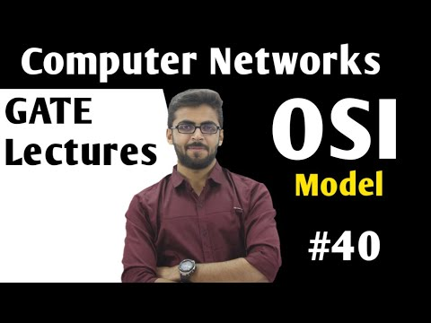 OSI model in hindi | ISO OSI model in hindi | OSI model in computer networks in hindi