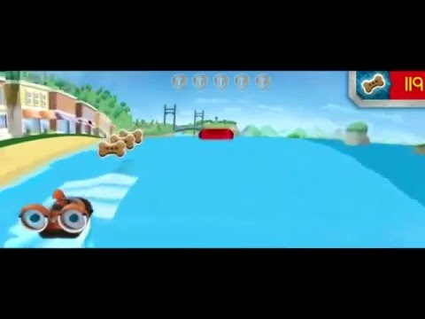 Щенячий патруль Игра как мультик Paw Patrol Game Pups Take Flight