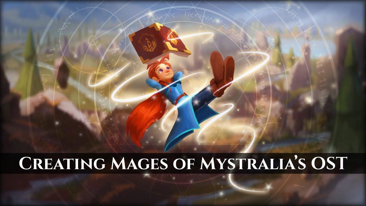 Mages of Mystralia by Borealys Games — Kickstarter
