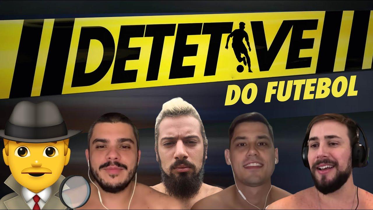 DESCUBRA O JOGADOR - DETETIVE DO FUTEBOL FEAT. @Cartoloucos E @Cenas Lamentáveis