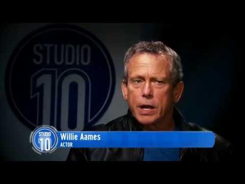 Willie Aames  Studio 10
