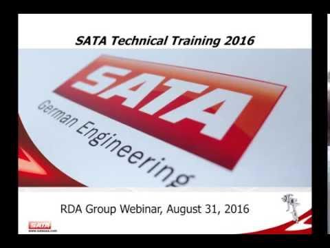 RDA IMPACT SATA  HOK Gun, Dry Jet 2, Jet 5000 B, & RPS Benefits