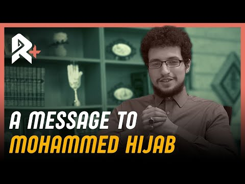 A Message to Mohammed Hijab