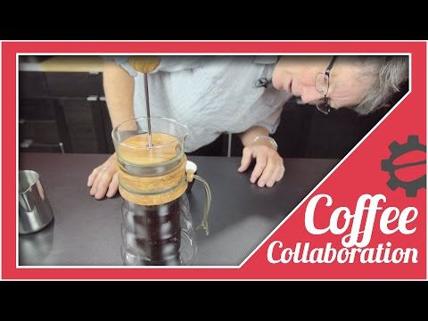 French Press Hack! | Coffee Collaboration