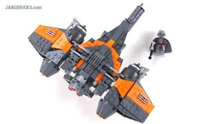 LEGO Destiny: Arcadia Jump Ship (custom)