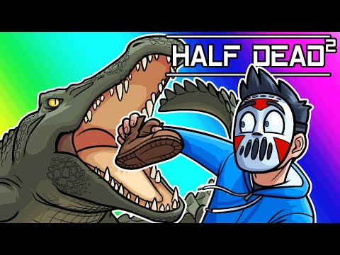 Half Dead 2 Funny Moments – Delirious Has Terrible Luck!