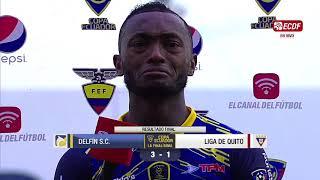 Pedro Pablo Perlaza - Jugador Jaher Del Partido - Finalísima Vuelta Copa Ecuador